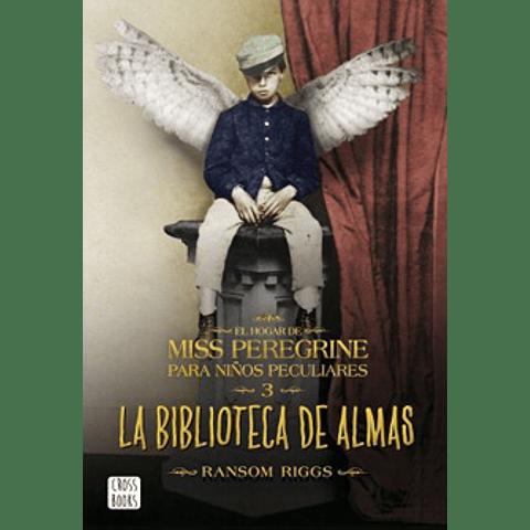 Miss Peregrine 3 biblioteca de almas