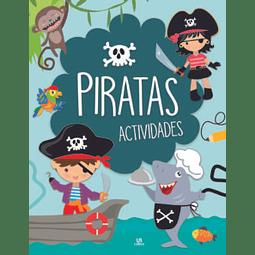 Piratas libro actividades