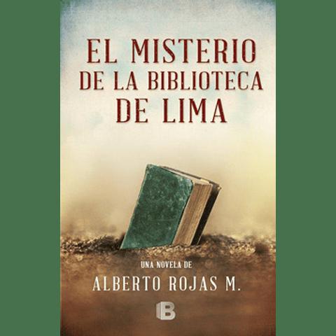 El misterio de la biblioteca Lima