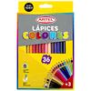 Lapices 36 colores