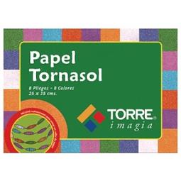 Block papel tornasol
