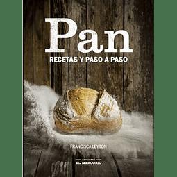 Pan recetas paso a paso