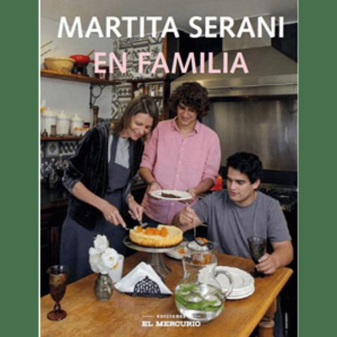 En familia Martita Serani