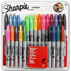 Set bastidor  barco mas set lapices sharpie 24 colores