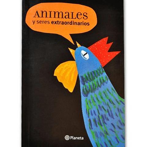Animales y seres extraordinarios