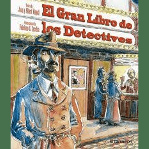 El gran libro de los detectives