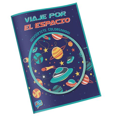 Libros para colorear 16 páginas Art Craft
