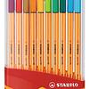 Set Stabilo Point 88 20 colores