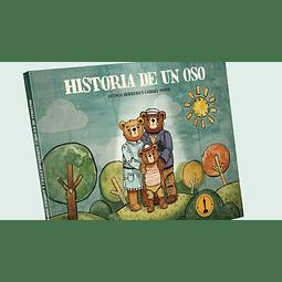 Libro Historia de un Oso