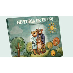 Libro Historia de un Oso  Zig Zag