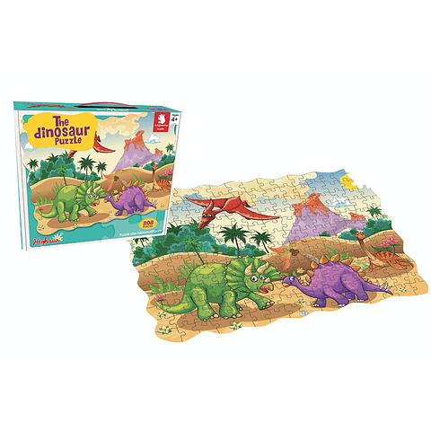 Puzzle Deluxe 208 piezas