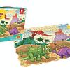 Puzzle Deluxe Infantil 208 piezas