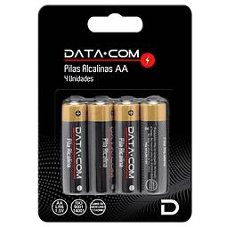 Pila AA Alcalina Datacom (unidad)
