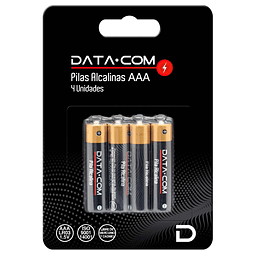 Pila Aaa Alcalina Datacom (unidad)
