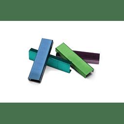 Corchetes 26/6 Colores Swingline