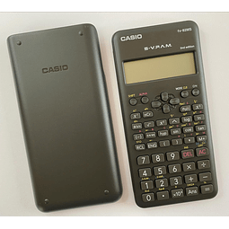 Calculadora Científica Casio Fx-82ms 2da Edición