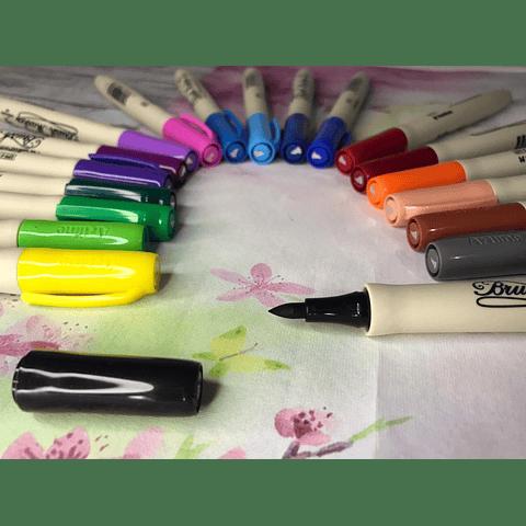 Brush Pen Supreme Artline