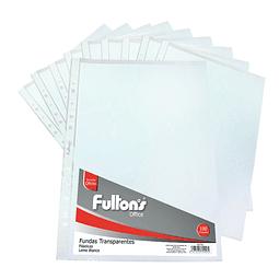 Fundas Fultons 100 Unidades