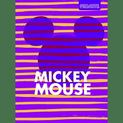 Cuaderno Medio Oficio Mickey Proarte