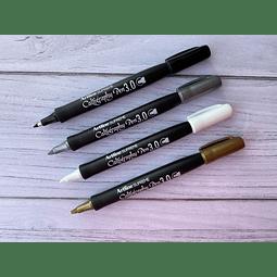 Marcador Calligraphy 3.0 Artline
