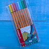 Set Stabilo 8 Colores Pastel Point 88
