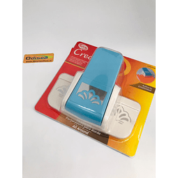 Perforadora Borde Flor (011) Adix