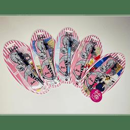 Lapiz Pasta Barbie Nostalgic Inx