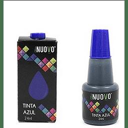 Tinta Tampon Azul Nuovo
