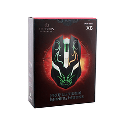 Mouse X6 Gamer Ultra