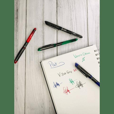 Lápiz Tinta Vball Grip 1.0 Colores Pilot
