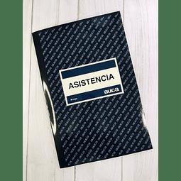 Libro de Asistencia Auca