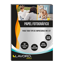 Pael Magnetico A4 5 Hojas Lavoro