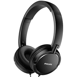 Audifono Cintillo Philips Negro