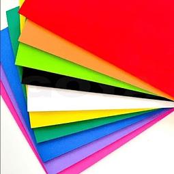 Goma Eva Color 40x60 cms.
