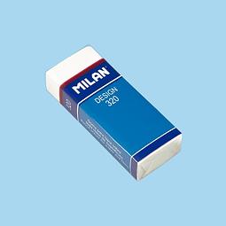 Goma de Borrar Plástica 320 Milan