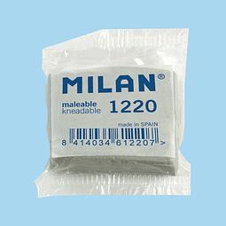 Goma De Borrar Moldeable 1220 Milan
