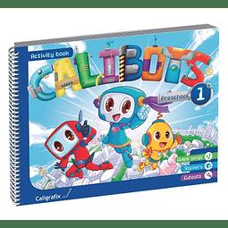 Calibots 1 Caligrafix