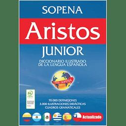 Diccionario Lengua Española Aristos Junior Sopena