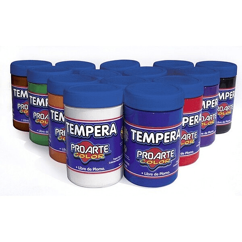 Tempera 120 Ml. Proarte