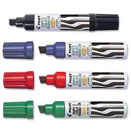 Plumón Permanente Jumbo Sca-6600 Colores Pilot