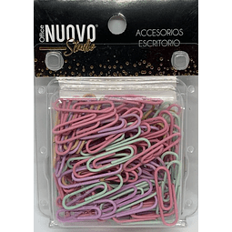 Clips 33mm Pastel Nuovo
