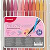 Plus Pen 3000 24 Colores Monami