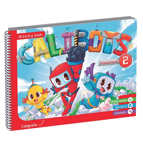Calibots 2 Caligrafix