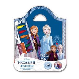 Set Pintemos Frozen