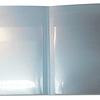 Carpeta A4 con 6 bolsillos celeste Isofit