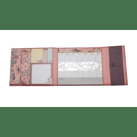 Libro Con Notas Adhesivas Design Woman Isofit