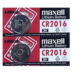 Pila Maxell Cr2016 - Unidad
