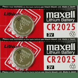 Pila Maxell Cr2025 - Unidad