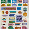 Block de Stickers Planner Travel Adetec