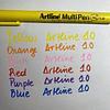 Lapiz Multipen Arline 1.0